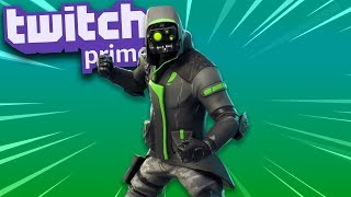 NUEVAS PIELES GRATUITAS DE TWITCH PRIME SON VENIDAS!? -Fortnite Battle Royale