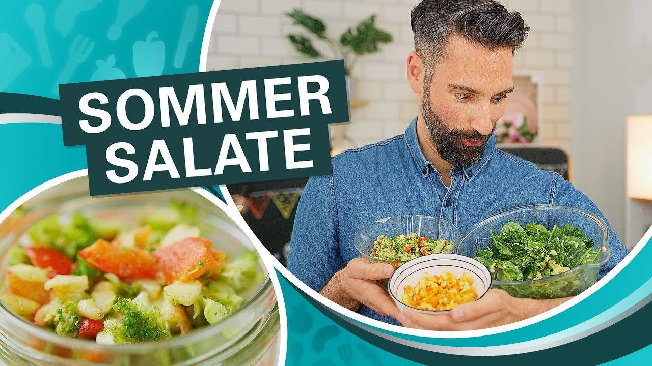 Schnelle Salate Zum Grillen Ruckzuck Ohne Aufwand Gemacht Youtube