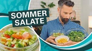 Schnelle Salate zum Grillen - RUCKZUCK ohne Aufwand gemacht