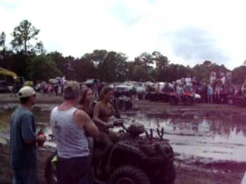 mud bog wedding