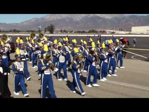 Garey HS - Anchors Aweigh - 2009 Kaiser Band Review