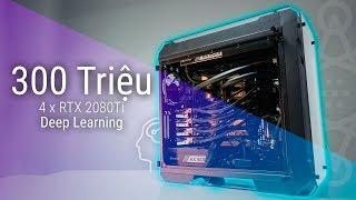 Bí Ẩn Trong Bộ PC 300 Triệu Cho Deep Learning...