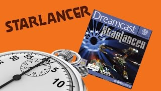 5 Minute Play: Starlancer (Dreamcast)
