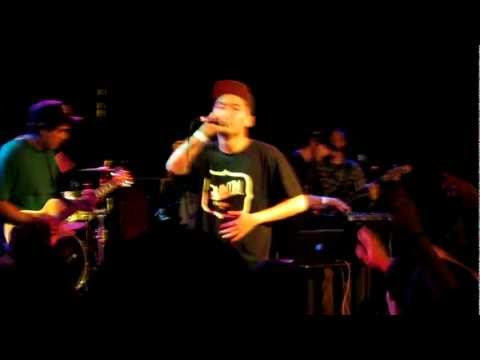 Dumbfoundead - Are We There Yet? Live Band Version!