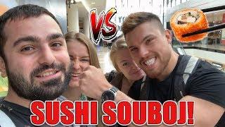 RUNNING SUSHI - KDO SNÍ VÍC?! JDE...