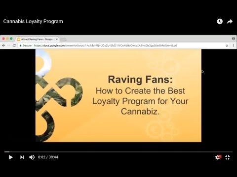 Cannabis Loyalty Program