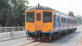 ラオス・ターナーレーン~タイ・ノンカイを結ぶ国際列車(2016年4月)