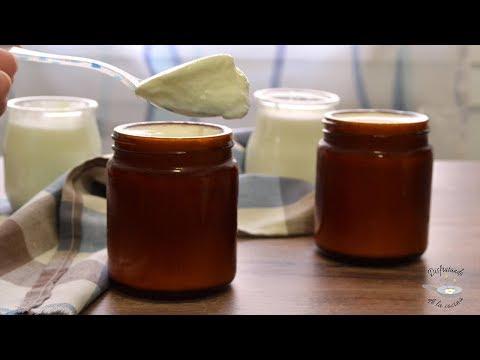 Cómo hacer yogur casero con y sin yoguertera facilísimo!