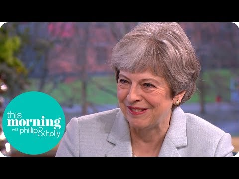 Prime Minister Theresa May Suggests It Might Be Time to Change Tuition Fees | This Morning