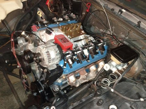 How-to: Swap an LSx Ls1 4.8 5.3 6.0 into older GM cars