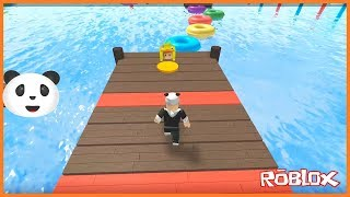 Yaz Kampından Kaçış - Roblox Escape the Summer Camp Obby