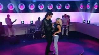 Gunther Feat Samantha Fox - Touch Me - Live 29/11/04