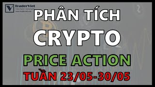 ✅ Phân Tích Crypto (BTC & Altcoin) Theo Price Action - Nên Đặt Cược Cho Bitcoin? - Tuần 23/05-30/05