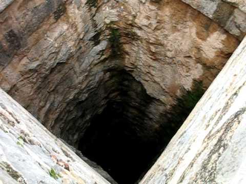 Real de Catorce 3 - Abandoned mine shaft