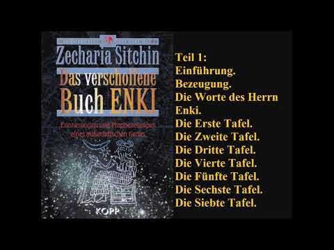 Das Verschollene Buch ENKI Teil 1, Zecharia Sitchin Erinnerungen Und Prophezeiungen Eines ...