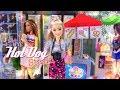 Unbox Daily: Barbie Pink Passport | New York City Hotdog Stand