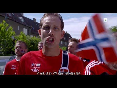 Morten Ramm Vi ække med VM 2014 sang