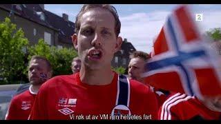 """Morten Ramm """"Vi ække med"""" VM 2014 sang"""