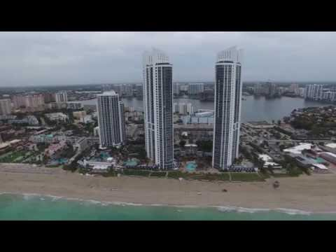 The Trump Towers at Sunny Isles, FL