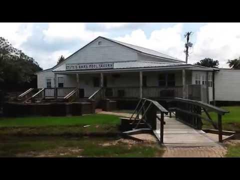 Detour #8 - LARC's Acadian Village - Lafayette, Louisiana (Poor video quality)