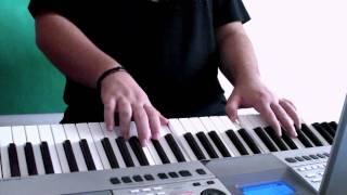 Nightwish Creek Mary S Blood Keyboard Cover