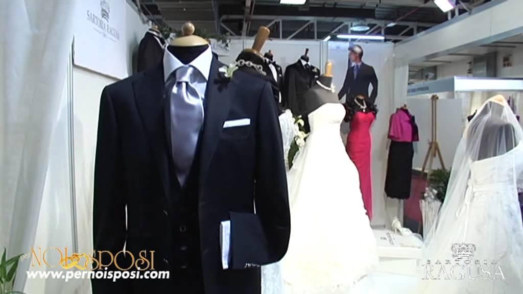 d161110653f4 Sartoria Ragusa - Atelier Messina - Per noi Sposi 2013 - YouTube