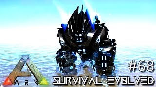 ARK: SURVIVAL EVOLVED - NEW UPDATE & NEW START !!! E68 (MODDED ARK EXTINCTION CORE)