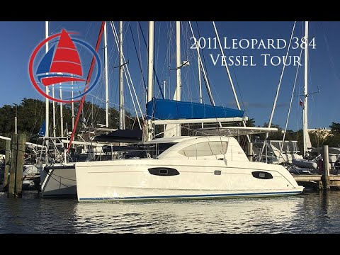 2011 Leopard 384 Dayo Vessel Walkthrough