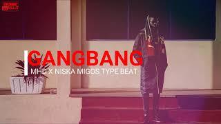 "MHD x Niska Type Beat 2018 ""GANGBANG"" Afro Trap Instrumental"