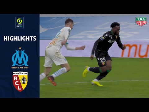 Marseille Lens Goals And Highlights