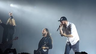 In Flames - In Plain View / Live @ RuhrCongress Bochum 01.11.2014