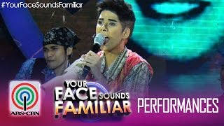 Your Face Sounds Familiar: Maxene Magalona as Francis Magalona -