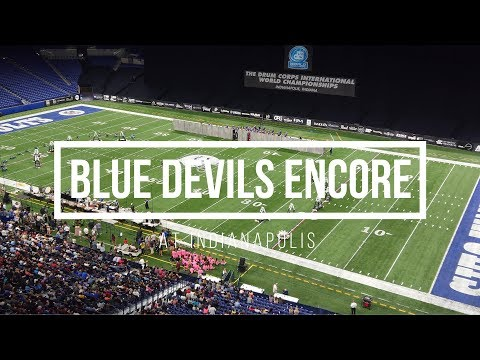 The Blue Devils 2019 Victory Run (4K) - Ghostlight
