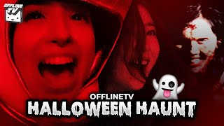 OFFLINETV HAUNTED MAZE [EPILEPSY WARNING] ft. LilyPichu Michael Reeves Pokimane Scarra & Friends