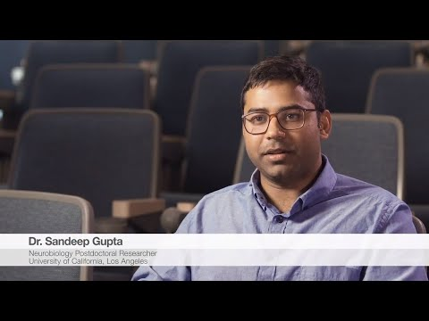 Scientific Trailblazers: Meet Dr. Sandeep Gupta