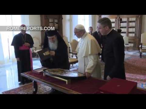 Pope Francis: Jerusalem's Status Quo must be defended or the suffering will continue