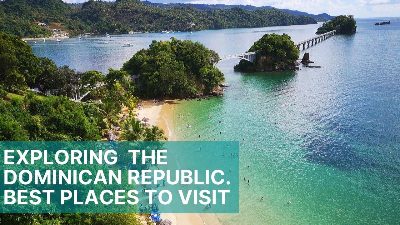 Nature The Dominican Republic Coasts
