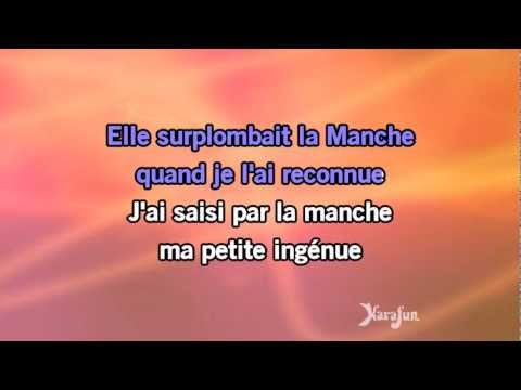 Karaoké La lettre - Renan Luce *