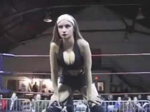 Taeler Hendrix And Alexis Naveah Vs Sammi Lane And Nikki Valentine Pt 1    YouTube