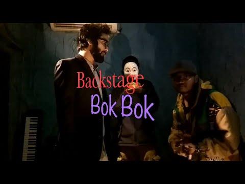 Backstage BokBok