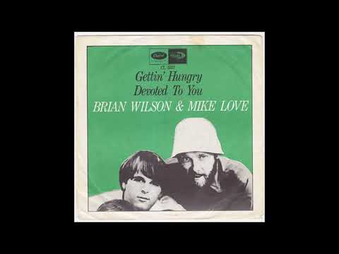Brian Wilson and Mike Love, Devoted to you, Single 1967