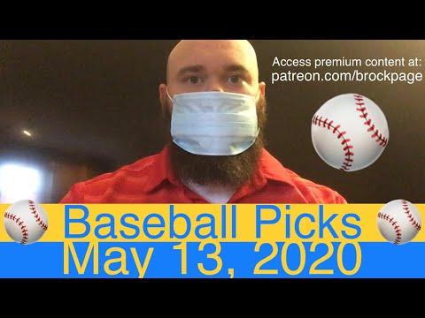 ⚾️ Baseball Picks (5-13-20) KBO South Korea League ⚾️ Daily Sports Betting Odds & Predictions