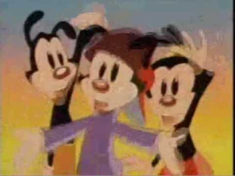 animaniacs amv 1 - the warner sibs - thats just the way warners roll