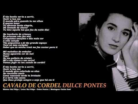 Cavalo de Cordel - Dulce Pontes
