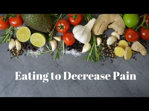 Eating To Decrease Pain