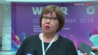 Светлана Испусинова - Заместитель Председателя Правления АОО Назарбаев Интеллектуальные Школы