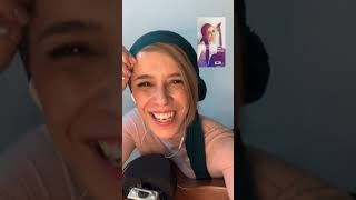 Lucia Zorzi - Live completa no instagram do Music Box Brazil 19 agosto 2020