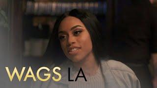 WAGS LA | Autumn Ajirotutu Reveals Why She's Beefing With Sasha Gates | E!