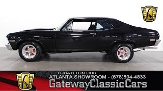 1972 Chevrolet Nova - Gateway Classic Cars of Atlanta #449