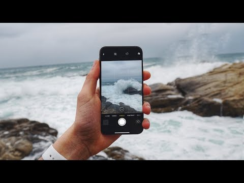 iPhone Photography Tips & Tricks: Shooting Wallpapers! (2019)